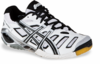 last few left - Asics Gel Sensei 4 Squash / Indoor Court Men's Shoes