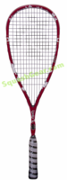 Black Knight C2C nXS Red Squash Racquet