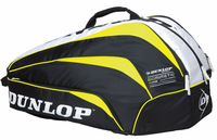Dunlop Biomimetic 10-pack Thermo Bag,  Black / Silver / Pink