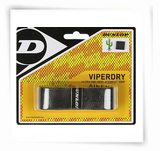 Dunlop Viper Dry Replacement Grip, Black, 1-pack