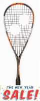 Eyerackets V.Lite 125 POWER Squash Racquet