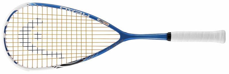how to clean the squash racquet
