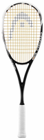 Head Argon Squash Racquet + FREE 3-ball tube
