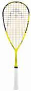 Head Cyano2 115 Squash Racquet + FREE 3-ball tube