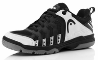 Head Evolution Men's Court Shoes, Black