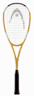 Head Liquid Metal 140 Squash Racquet