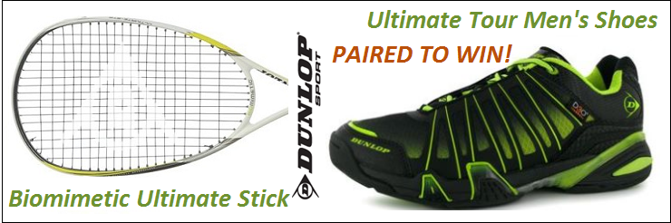 Dunlop Tour Ultimate Shoes