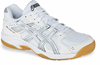 Asics Jr. Rocket GS Squash / Indoor Court Shoes, White