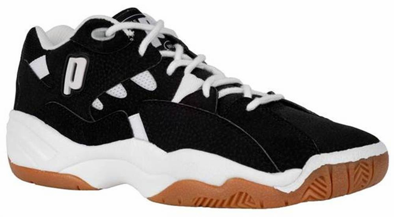 Prince Nfs Indoor Ii   Court Men S Shoes Black White