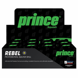 Prince Rebel One Yellow Dot Squash Ball