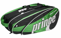 Sold out - Prince Tour Team Green 12 Pack Racquet Bag