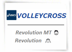 ASICS VOLLEYCROSS REVOLUTION