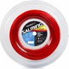 coming soon - Salming Challenge Slick 18g Squash String, Red, REEL