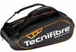 Tecnifibre Absolute Orange 12 Racquet Squash Bag