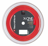 Tecnifibre X-One Biphase 18g Squash String, Red, REEL