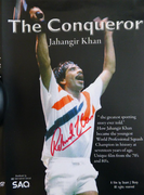 """The Conqueror"" DVD by S.J.Sharp"