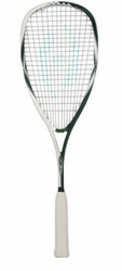 updated - Harrow Blade Squash Racquet, Forrest / White