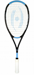 2017 - Harrow Stealth Ultralite Squash Racquet, Black / Carolina