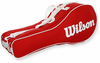 Wilson Classic Red 6-pack Racket Bag