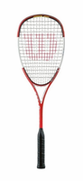 Wilson nTour Squash Racquet, with cover