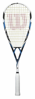 Wilson PY138 BLX Squash Racquet, with cover
