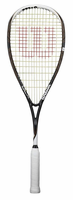 Wilson Ripper BLX Squash Racquet, with cover