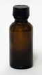 Amber Bottle - 1oz...Buy 1 and Get a FREE Dropper!