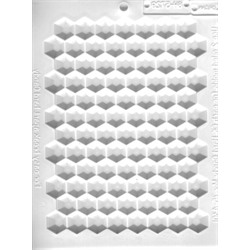 Break-up Hexagon Candy Mold