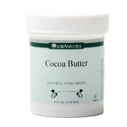 Cocoa Butter - 4 oz....DISCONTINUED...FINAL SALE