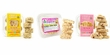 Chunkie Dunkies Cookies Made with Stevia...6pk - 3 Flavors-2 of each