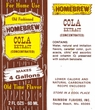 COLA  Soda Extract, 2 fl. Oz. (60 ml.) Makes 4 Gallons