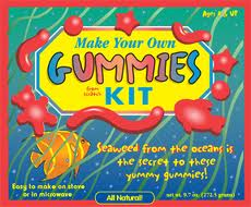 ON SALE!! Make Your Own Gummie Candy At Home! by Glee Gum