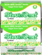 NEW!!! Stevita SteviaDent Sugar Free Natural Spearmint Gum - Case(12 pcks with 12 pcs. in each pack)