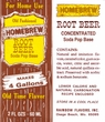 Root Beer 2 fl oz. (60ml). Makes 4 Gallons