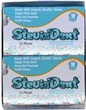 Stevita SteviaDent Sugar Free Natural Peppermint Gum - Case(12 pcks with 12 pcs. in each pack)