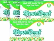 NEW!!! Stevita SteviaDent Sugar Free Natural Spearmint Gum - Bundle..Buy 3 Packs/Get 1 Free