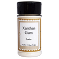 Xanthan Gum, 2.5oz, Powder