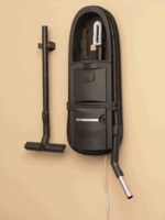 Hanging Wall Vacuum For Home, RV, Anywhere - With All Attachments