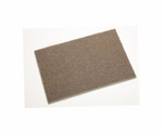 3M 048011-04050 Scotch-Brite 7440 Tan Heavy Duty Hand Pad - 20 Pads/Box