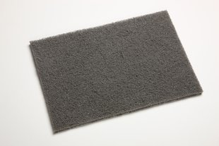 3M 048011-14049 Scotch-Brite 7448B Gray Ultra Fine Hand Pad - 60 Pad/Case