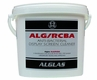 Alglas ALG/RCBA Anti-Bacterial Display Screen Cleaner - 90 Wipe/Bucket
