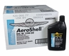 Aeroshell 15W-50 Multigrade Aircraft Engine Oil - 12 Quart Case