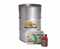 AeroShell Oil W 15W-50 Multigrade Aircraft Oil
