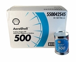 AeroShell Turbine Oil 500 Synthetic Turbine Engine Oil