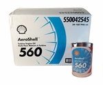 AeroShell Turbine Oil 560 Synthetic Turbine Engine Oil