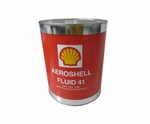 AeroShell Fluid 41 Mineral Aircraft Hydraulic Fluid - Gallon Can