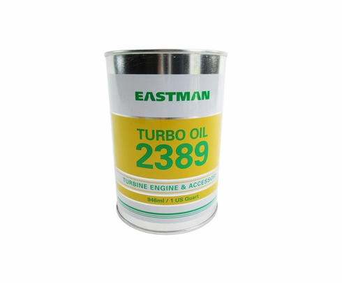 Eastman Turbo Oil 2389 Turbine Engine Oil - Quart Can