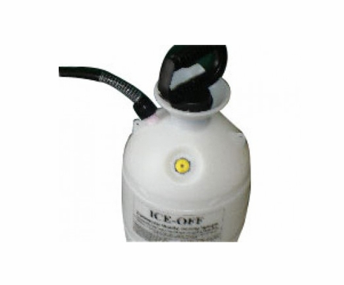 Aircraft Deicing S33PS White 3-Gallon Handheld Aircraft De-Ice Fluid Sprayer
