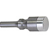 "Aircraft Tool Supply ATS107A-3A Aluminum Head Peening Tool - 3"" Long"