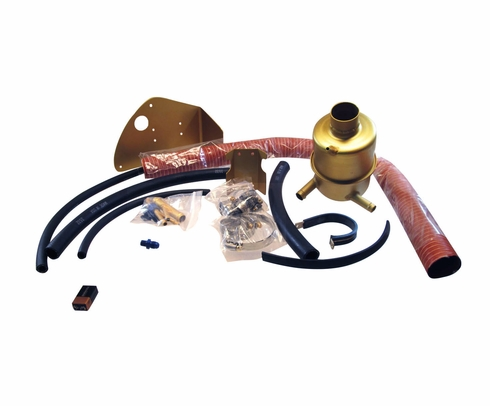 Airwolf AFC-W300-A Air/Oil Separator Kit - Beech Bonanza, Debonair